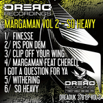 MARGAMAN - Margaman, Vol  2 - So Heavy (Front Cover)