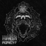 HOWLER - Prophecy EP (Front Cover)
