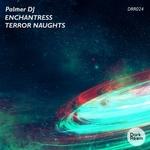 THE PALMER DJ - Enchantress/Terror Naughts (Front Cover)