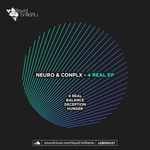 NEURO & CONPLX - 4 Real (Front Cover)
