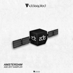 VARIOUS - Amsterdam ADE 2017 Sampler (Front Cover)