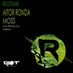 AITOR RONDA - Moss (Front Cover)