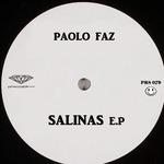 PAOLO FAZ - Salinas (Front Cover)