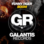 FUNNY TIGER - Boom (Front Cover)