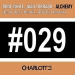 RONE WHITE & JUAN TORRADO - Alchemy (Front Cover)
