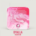 DYALLA - Radio On (Front Cover)