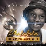 PHALAFALA - The Musical Sense Vol 1 (Front Cover)