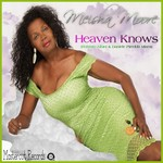 MEISHA MOORE - Heaven Knows (Front Cover)