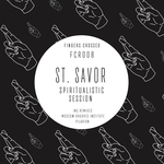 ST SAVOR - Spiritualistic Session (Front Cover)