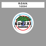 RONN - 1-2-3-4 (Front Cover)