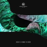 RISHI K - Kung Fu Disco (Front Cover)