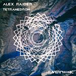 ALEX RAIDER - Tetrahedron (Front Cover)