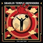 SHAOLIN TEMPLE DEFENDERS - Out In The Sun (Front Cover)
