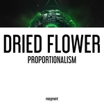 DRIED FLOWER - Proportionalism (Front Cover)