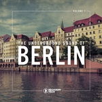 VARIOUS - The Underground Sound Of Berlin Vol 1 (Front Cover)