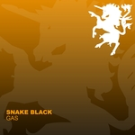 SNAKE BLACK - Gas (Front Cover)