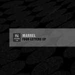 MARREL - Four Letters EP (Front Cover)