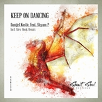 DANIJEL KOSTIC feat SHYAM P - Keep On Dancing (Front Cover)