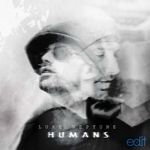 LUKE NEPTUNE/CHRIS HODDER - Humans (Front Cover)