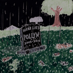 POLLYN - Here Lies Pollyn (2003-2016) (Front Cover)