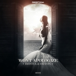BESTIA & ORYON - Won't Apologize (Front Cover)