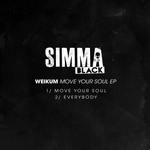 WEIKUM - Move Your Soul EP (Front Cover)