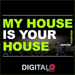 VARIOUS - My House Is Your House Edition 14 (Front Cover)