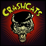 CRASHCATS - Existential Blues (Front Cover)