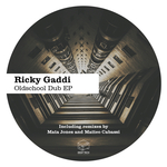 RICKY GADDI - Oldschool Dub EP (Front Cover)