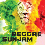 VARIOUS - Reggae Sunjam (Front Cover)