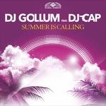 DJ GOLLUM feat DJ CAP - Summer Is Calling (Front Cover)