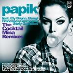 PAPIK - The Cocktail Mina Remixes (Front Cover)