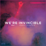 CODE feat JOSEPH FEINSTEIN - We're Invincible (Front Cover)