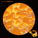OFF LAND - Afterglow (Front Cover)