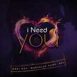 DREI ROS - I Need You (Front Cover)