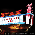 VARIOUS - Soulsville U.S.A.: A Celebration Of Stax (Front Cover)