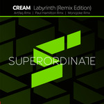 CREAM (PL) - Labyrinth (Remix Edition) (Front Cover)