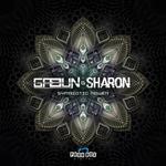 GABUN & SHARON - Symbiotic Power (Front Cover)