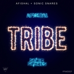 AFISHAL & SONIC SNARES - Tribe (Front Cover)