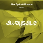 ALEX BYRKA & BREAME - Arioso (Front Cover)