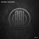 VARIOUS - Secret Weapons Vol 6 (Front Cover)