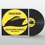 BONETTI/ALEK SOLTIROV - Happy People EP (Front Cover)