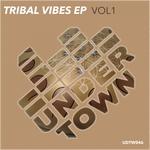JOHN W/SNOWX/CORX/THIAO PRINCE/RENATO S - Tribal Vibes EP Vol 1 (Front Cover)