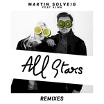 MARTIN SOLVEIG feat ALMA - All Stars (Remixes) (Front Cover)