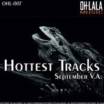 VARIOUS - Hottest Tracks September (Front Cover)