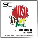 Music It's My Voice (Incl Remixes)