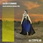 CALVIN O'COMMOR - Golden Mountain (Front Cover)