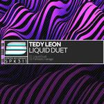 TEDY LEON - Liquid Duet (Front Cover)