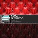 THEC4 - Alter Ego (Front Cover)