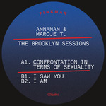 ANNANAN & MAROJE T - The Brooklyn Sessions (Front Cover)